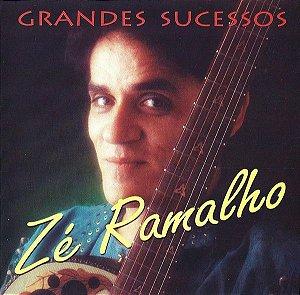 CD - Zé Ramalho – Grandes Sucessos