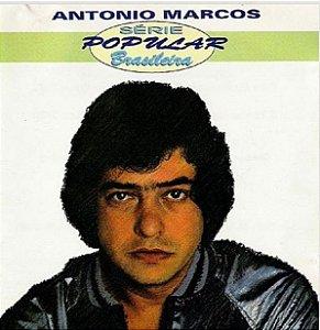 CD - Antonio Marcos (Coleção Série Popular Brasileira)