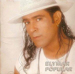 CD - Elymar Santos - Elymar Popular