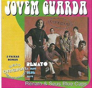 CD - Renato E Seus Blue Caps – Especial