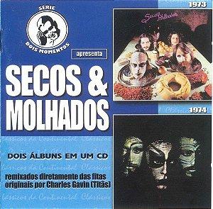 CD - Secos e Molhados – 1973/1974