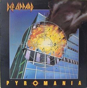 LP - Def Leppard – Pyromania
