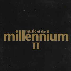 CD - Music Of The Millennium II - vários artistas -  duplo - (sem contracapa)