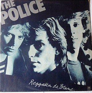 LP - The Police – Reggatta De Blanc