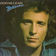 LP - Don McLean – Believers (Importado - Argentina)