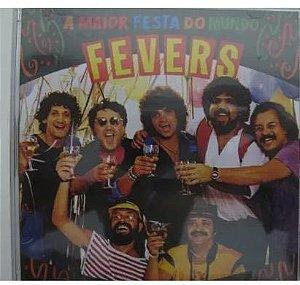 CD - The Fevers – A Maior Festa Do Mundo