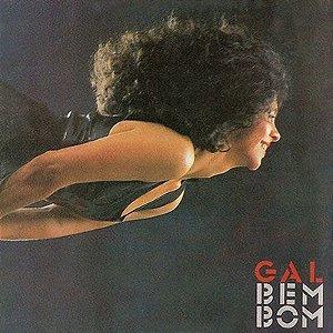 CD - Gal Costa – Bem-Bom