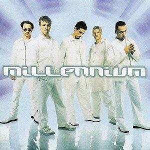 CD - Backstreet Boys – Millennium