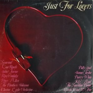 LP - Just for lovers (Vários Artistas)