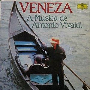 CD - Veneza: A Música de Antônio Vivaldi