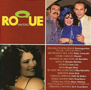 CD - O Melhor de Roque Santeiro (Novela Globo) (Vários Artistas)