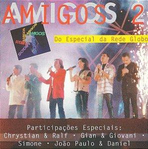 CD - Amigos 2 (Vários Artistas)