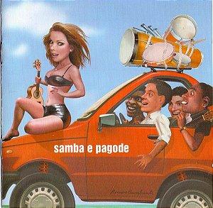CD – Samba & Pagode Volume 9 (Vários Artistas)