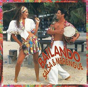 CD - Bailando Salsa & Merengue (Trilha complementar da novela Salsa & Merengue da Globo) (Vários Artistas)