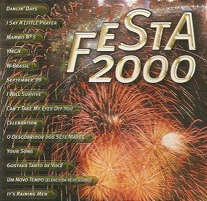 CD - Festa 2000 (Vários Artistas)