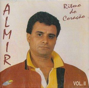 CD – Almir – Ritmo Do Coração Vol. II