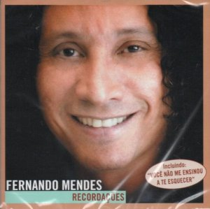 CD –Fernando Mendes – Recordações