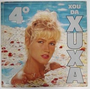 LP - Xuxa – 4º Xou Da Xuxa