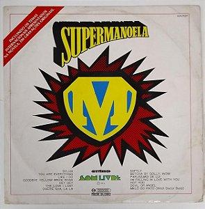 LP - Supermanoela Internacional (Novela Globo) (Vários Artistas)