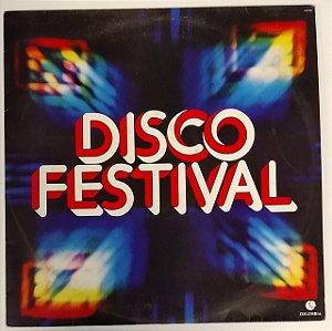 LP - Disco Festival (Vários Artistas)
