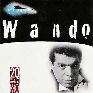 CD - Wando (Coleção Millennium - 20 Músicas Do Século XX)