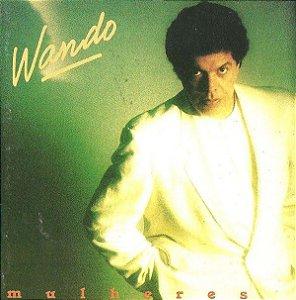 CD - Wando – Mulheres