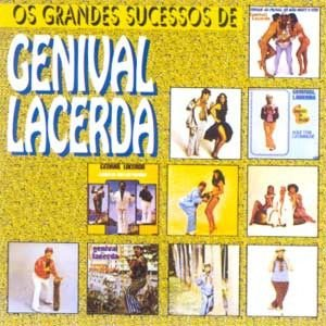 CD - Genival Lacerda – Os Grandes Sucessos De Genival Lacerda