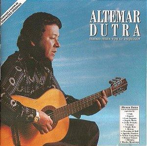 CD - Altemar Dutra – Nunca Mais Vou Te Esquecer