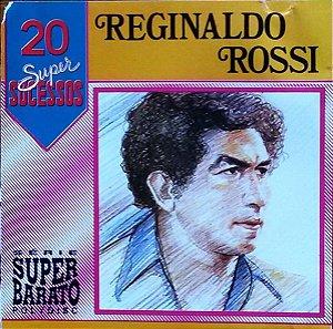 CD - Reginaldo Rossi (Coleção 20 Super Sucessos)