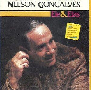CD - Nelson Gonçalves – Ele & Elas