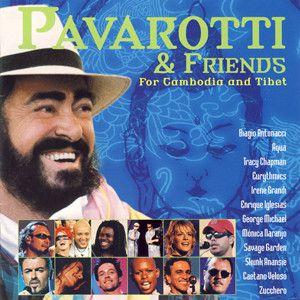 CD - Pavarotti & Friends – Pavarotti & Friends For Cambodia And Tibet