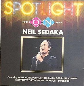 CD - Neil Sedaka – Spotlight On Neil Sedaka