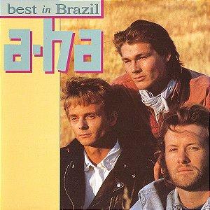 CD - A-HA – Best In Brazil (Novo - Lacrado)