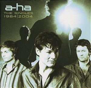 CD - A-HA – The Singles 1984 | 2004 (Novo - Lacrado)