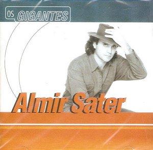 CD - Almir Sater (Coleção Os Gigantes) (Novo - Lacrado)