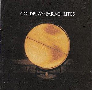 CD - Coldplay – Parachutes (Novo - Lacrado)