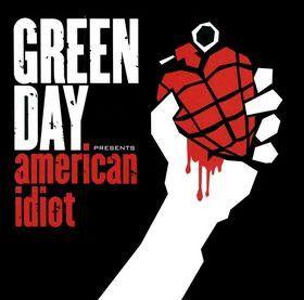 CD - Green Day – American Idiot (Novo - Lacrado)