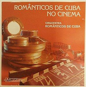 CD - Românticos De Cuba No Cinema - Orquestra Românticos De Cuba