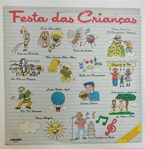 LP - Festa Das Crianças (Vários Artistas)