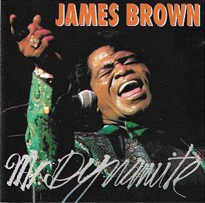 CD - James Brown – Mr. Dynamite