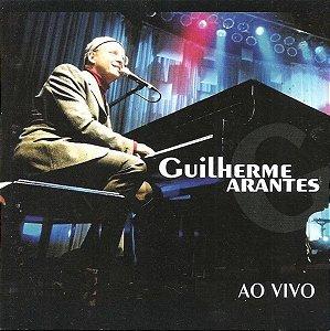 CD - Guilherme Arantes – Ao Vivo