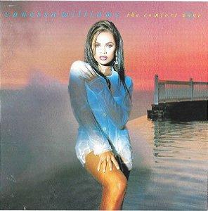CD - Vanessa Williams – The Comfort Zone - (IMP. USA)