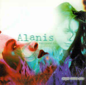 CD - Alanis Morissette - Jagged Little Pill - IMP
