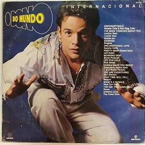 LP - O Dono Do Mundo Internacional (Novela Globo) (Vários Artistas)