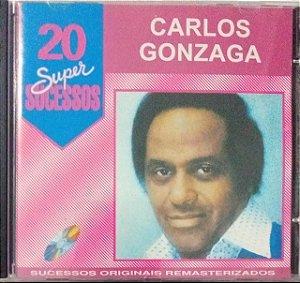 CD - Carlos Gonzaga (Coleção 20 Super Sucessos)