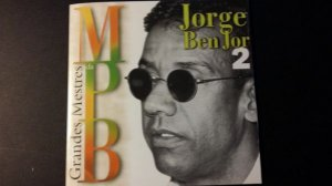 CD - Jorge Ben Jor (Coleção Grandes Mestres da MPB Vol. 2)