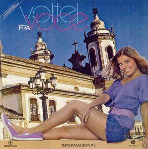 LP - Voltei Pra Você Internacional (Novela Globo) (Vários Artistas)