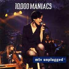 CD - 10,000 Maniacs – MTV Unplugged (sem contracapa)