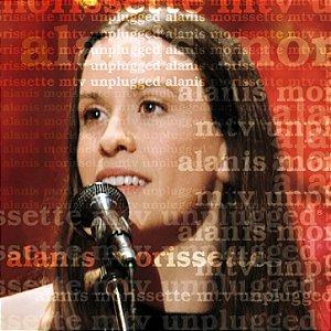 CD -  Alanis Morissette – MTV Unplugged (sem contracapa)