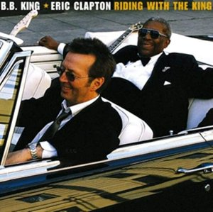 CD - B.B. King & Eric Clapton - Riding With The King (sem contracapa)